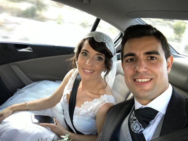 La boda de Sílvia Fernandez  y José palao en Cieza, Murcia 3