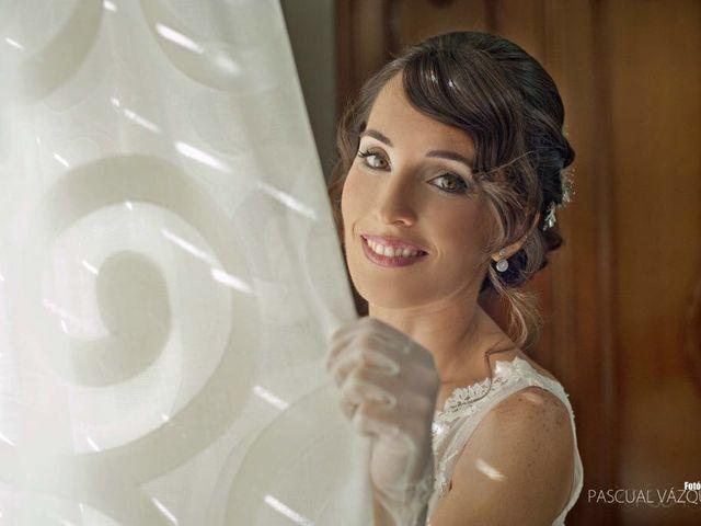 La boda de Sílvia Fernandez  y José palao en Cieza, Murcia 5