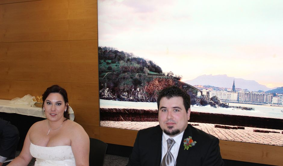 La boda de Maider y Aitor en Donostia-San Sebastián, Guipúzcoa