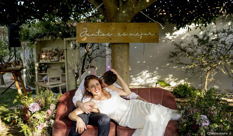La boda de Adrián y Silvia en Elx/elche, Alicante
