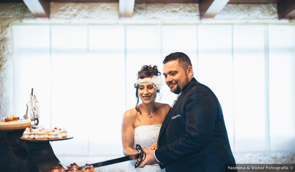 La boda de Gerard y Eva en Deltebre, Tarragona