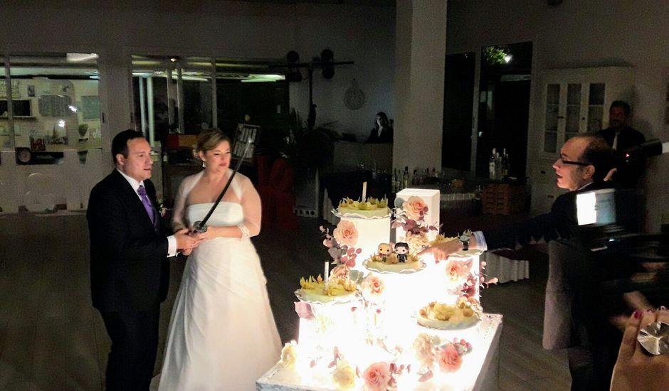 La boda de Miguel y Natàlia en Sant Vicenç De Montalt, Barcelona