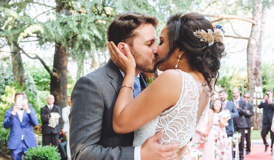 La boda de Luis y Marielys en Guadarrama, Madrid