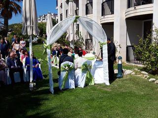 La boda de Natalia y Josep 1