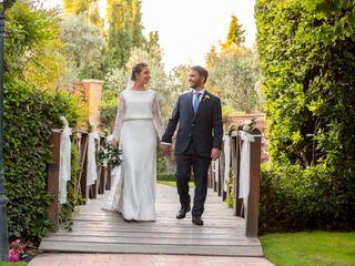 La boda de Marta y Jorge
