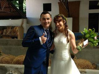 La boda de Maite y Mikel