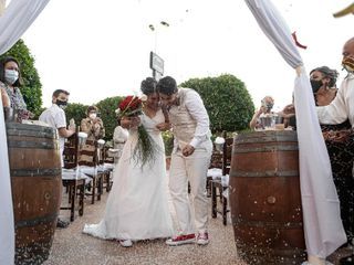 La boda de Noemi y Macu