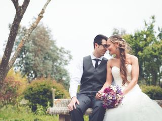 La boda de Cristina y Andreu