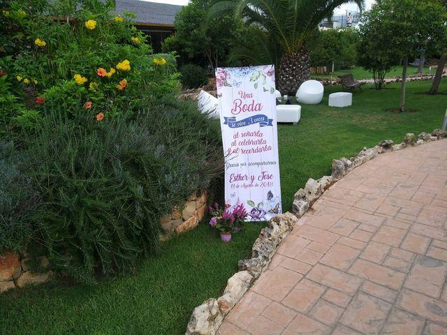 La boda de Jose y Esther en Alzira, Valencia 12
