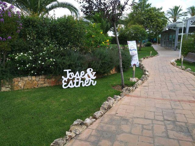 La boda de Jose y Esther en Alzira, Valencia 15