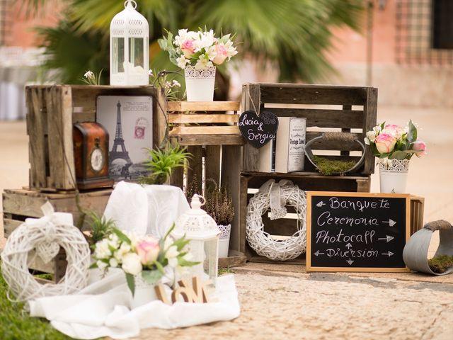 La boda de Sergio y Lucia en Inca, Islas Baleares 4