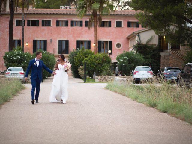 La boda de Sergio y Lucia en Inca, Islas Baleares 41