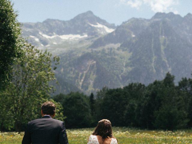 La boda de Sergi y Maria en Vielha/viella, Lleida 29