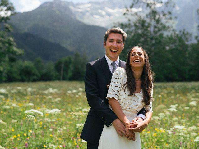 La boda de Sergi y Maria en Vielha/viella, Lleida 36