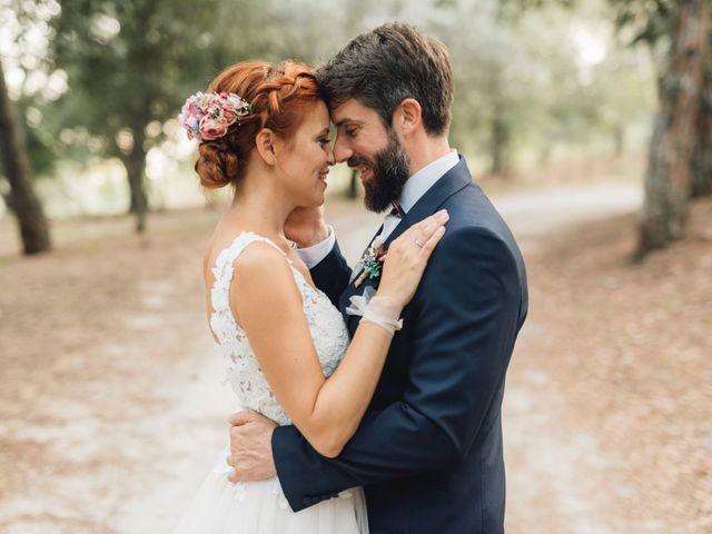La boda de Maria y Antoni