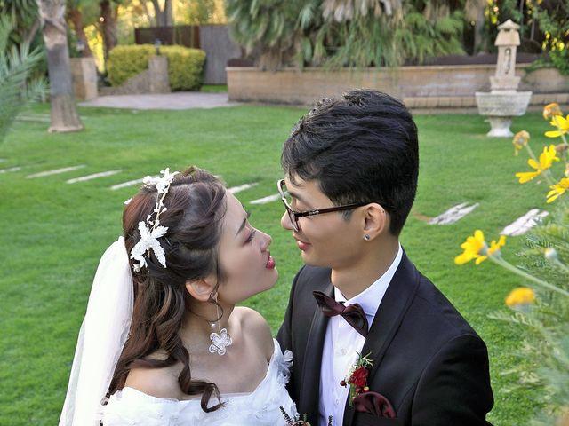 La boda de Jin y Iris en Sant Vicenç De Montalt, Barcelona 56