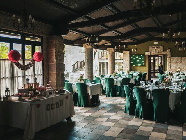 La boda de Marcos y Laura en Vigo, Pontevedra 14