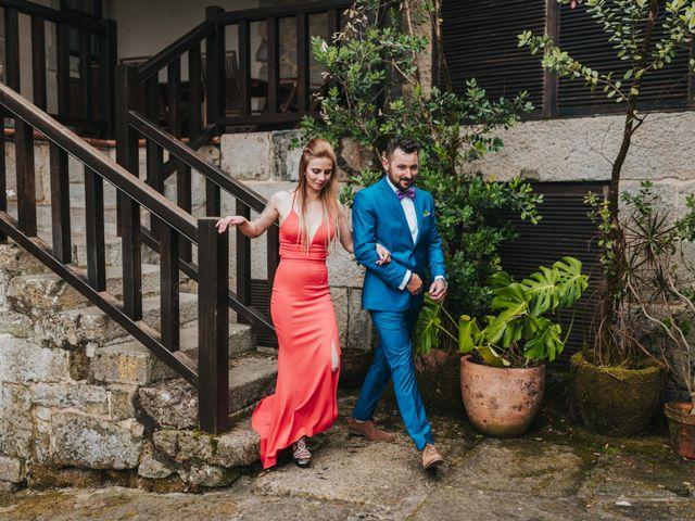 La boda de Marcos y Laura en Vigo, Pontevedra 21