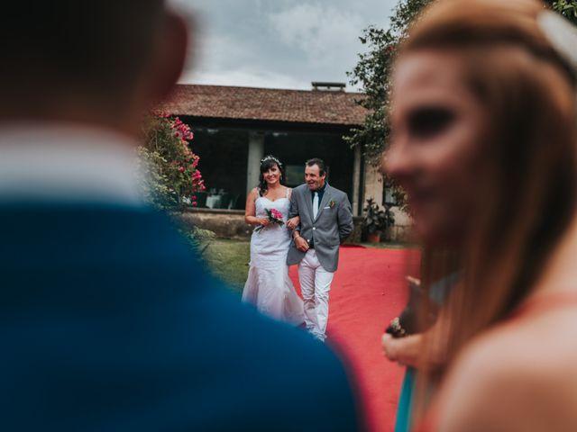 La boda de Marcos y Laura en Vigo, Pontevedra 24