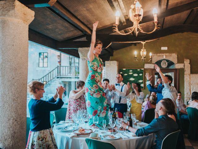 La boda de Marcos y Laura en Vigo, Pontevedra 60