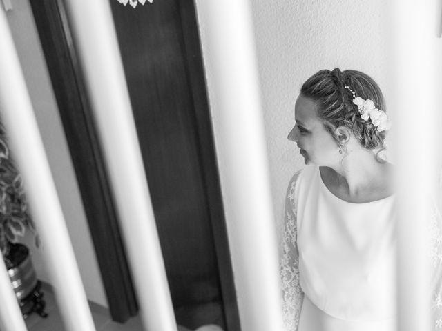 La boda de Jorge y Marta en Madrid, Madrid 2