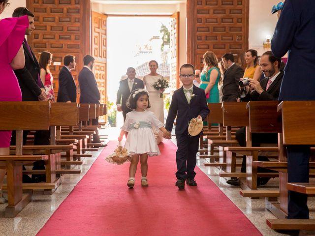 La boda de Jorge y Marta en Madrid, Madrid 40