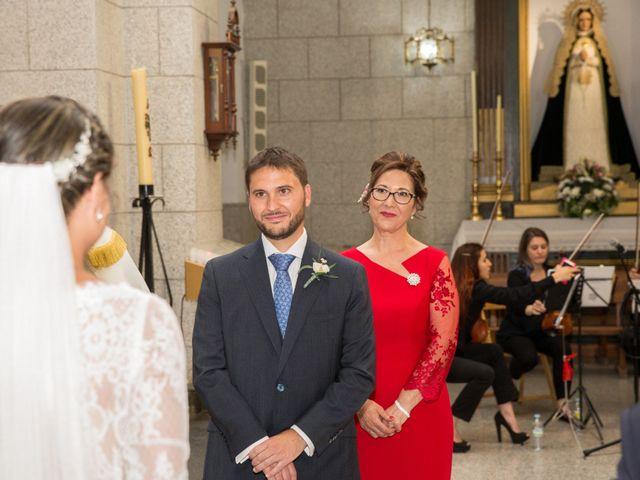 La boda de Jorge y Marta en Madrid, Madrid 41