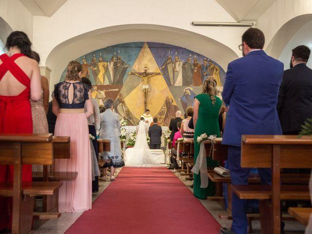 La boda de Jorge y Marta en Madrid, Madrid 42