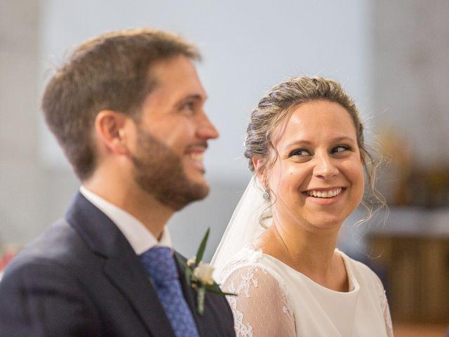 La boda de Jorge y Marta en Madrid, Madrid 43