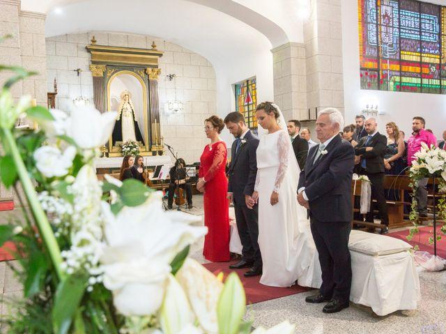 La boda de Jorge y Marta en Madrid, Madrid 45