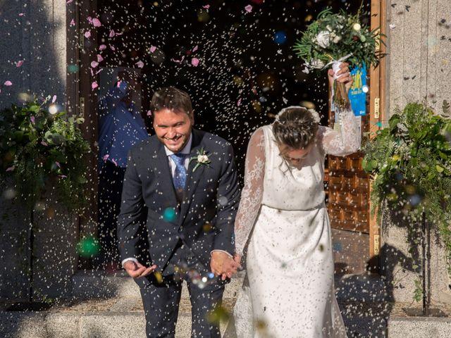 La boda de Jorge y Marta en Madrid, Madrid 47