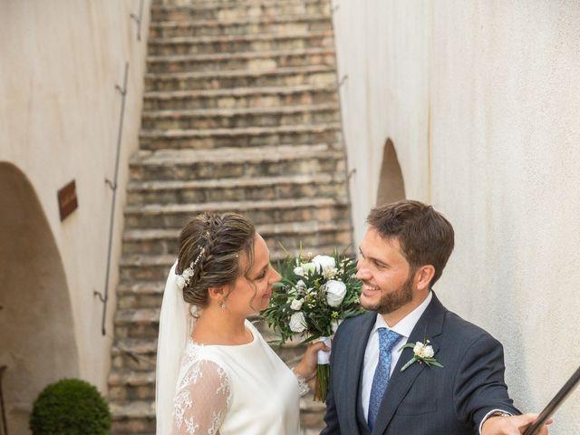 La boda de Jorge y Marta en Madrid, Madrid 49