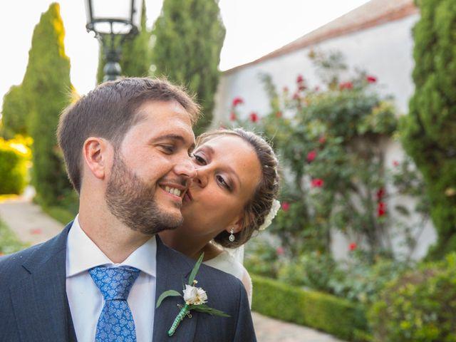La boda de Jorge y Marta en Madrid, Madrid 52