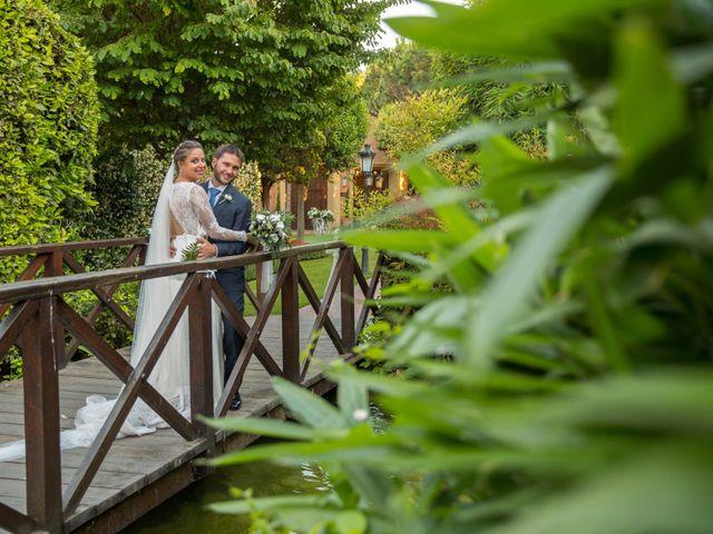 La boda de Jorge y Marta en Madrid, Madrid 57