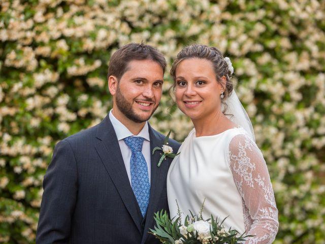 La boda de Jorge y Marta en Madrid, Madrid 58