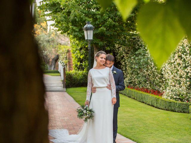 La boda de Jorge y Marta en Madrid, Madrid 59