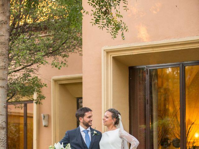 La boda de Jorge y Marta en Madrid, Madrid 1