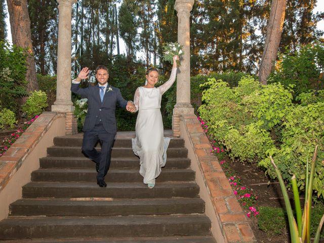 La boda de Jorge y Marta en Madrid, Madrid 61
