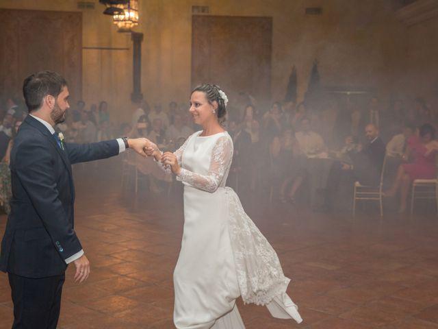 La boda de Jorge y Marta en Madrid, Madrid 69