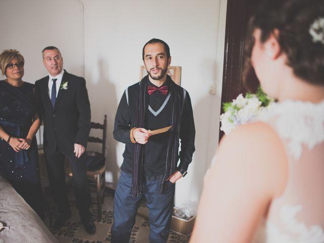 La boda de Marc y Alba en Montseny, Barcelona 37