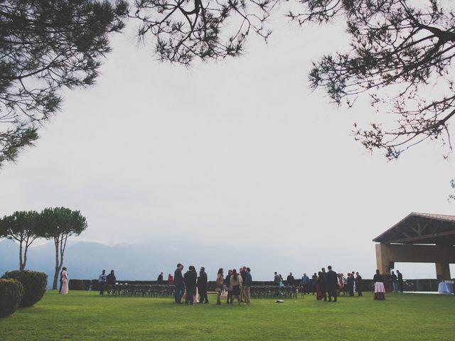 La boda de Marc y Alba en Montseny, Barcelona 40