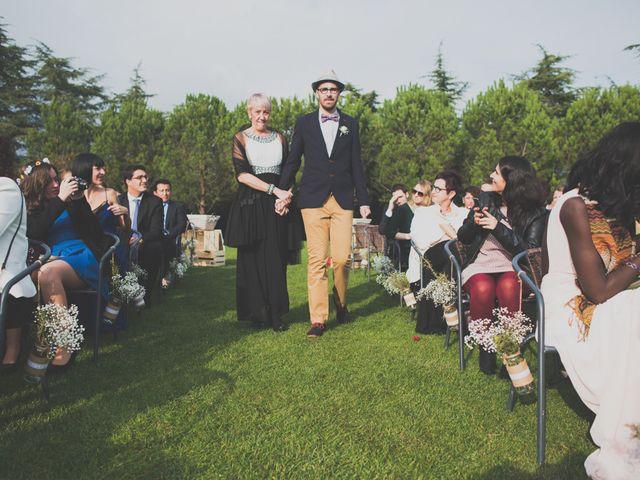 La boda de Marc y Alba en Montseny, Barcelona 42