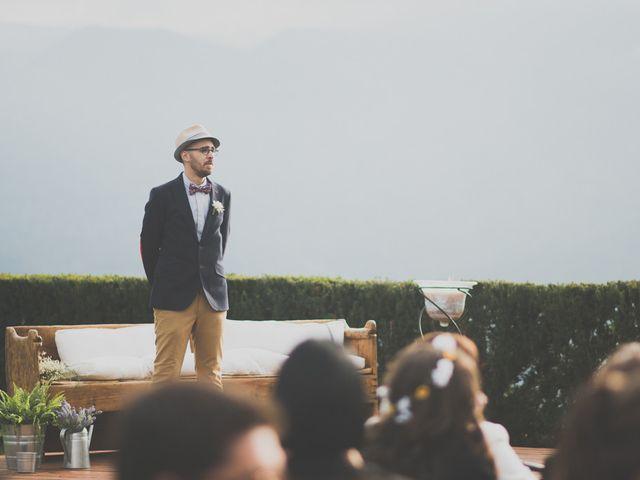 La boda de Marc y Alba en Montseny, Barcelona 44