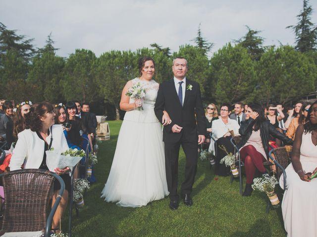 La boda de Marc y Alba en Montseny, Barcelona 49