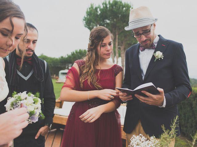 La boda de Marc y Alba en Montseny, Barcelona 73