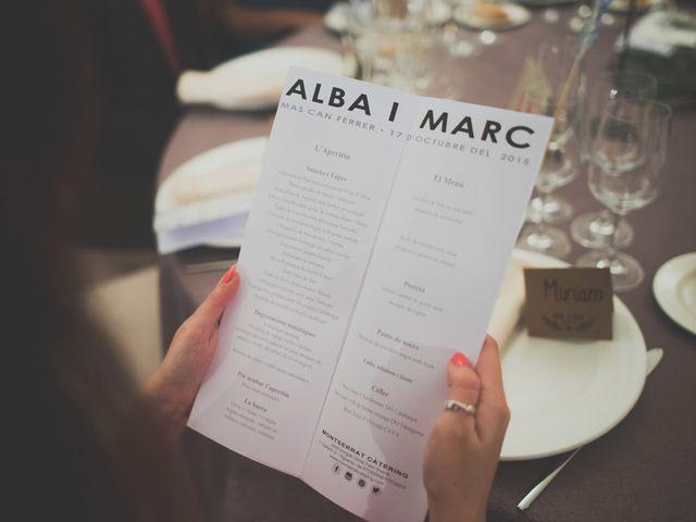 La boda de Marc y Alba en Montseny, Barcelona 104