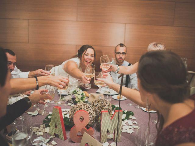La boda de Marc y Alba en Montseny, Barcelona 111