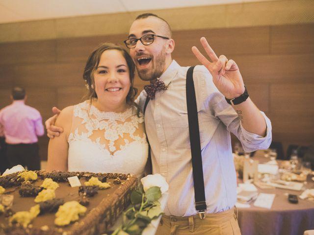 La boda de Marc y Alba en Montseny, Barcelona 118