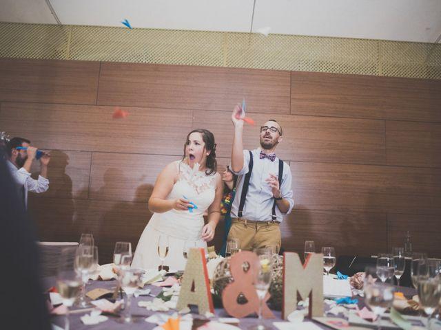 La boda de Marc y Alba en Montseny, Barcelona 122