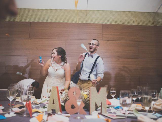 La boda de Marc y Alba en Montseny, Barcelona 124